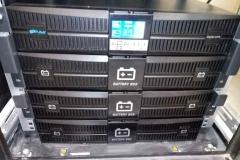 Онлайн ИБП Pulsar/INVT на 3кВА в комплекте с батарейными блоками.