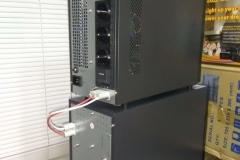 ИБП Friend 3KL с напакованным батарейным блоком INVT.