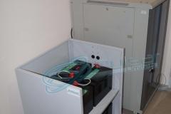 Для резервного электропитания серверной установлен On-Line ИБП EverExceed PL2-3KL (3 кВА).