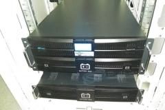 Система резервного питания серверного оборудования одной из частных компаний Киева.