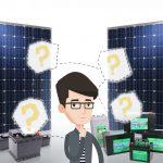 Развенчание мифа о применении стартерных (автомобильных) аккумуляторов в солнечных системах
