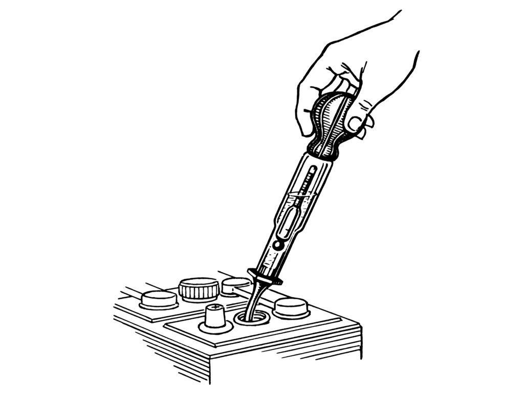 Заливные вентилируемые обслуживаемые свинцово-кислотные аккумуляторы