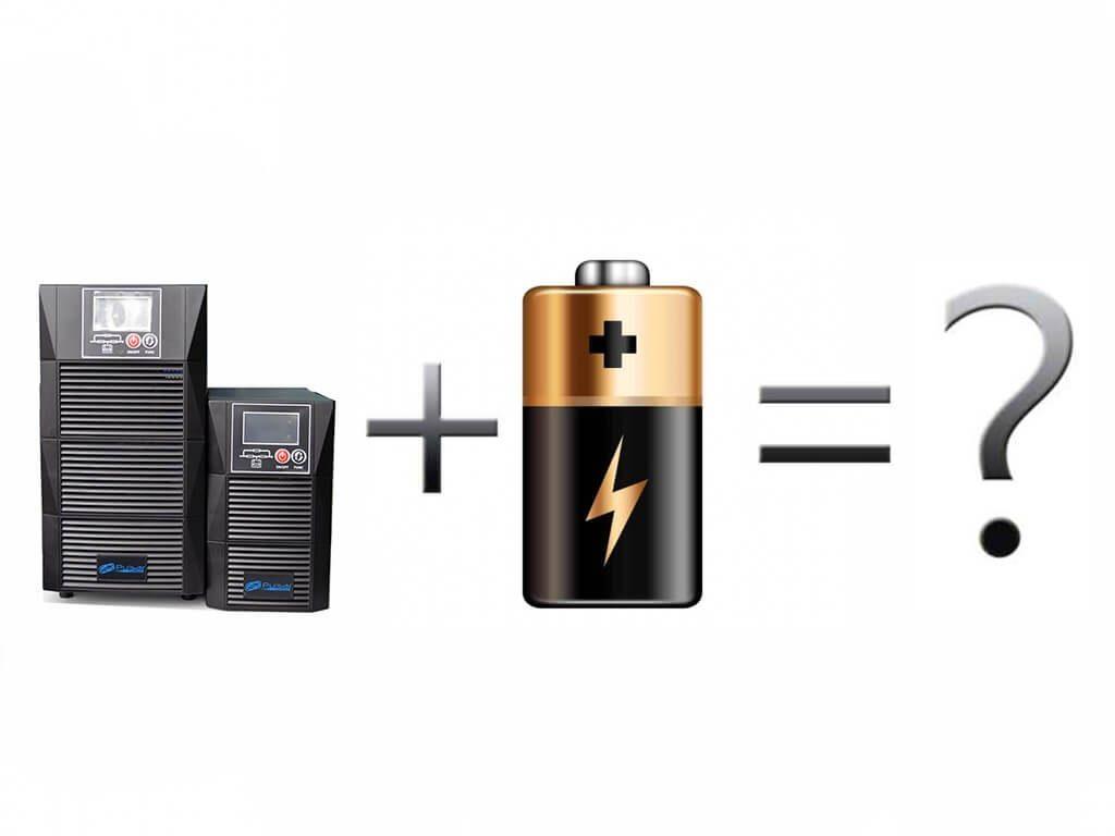 Особенности аккумуляторов для ИПБ