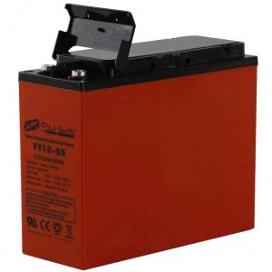 фронт-терминальная батарея