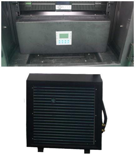 Система кондиционирования микро-ЦОД Smart IT Cabin